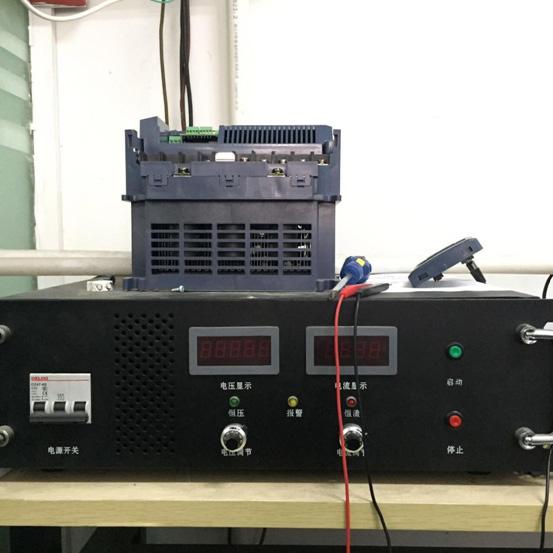 调节直流电压