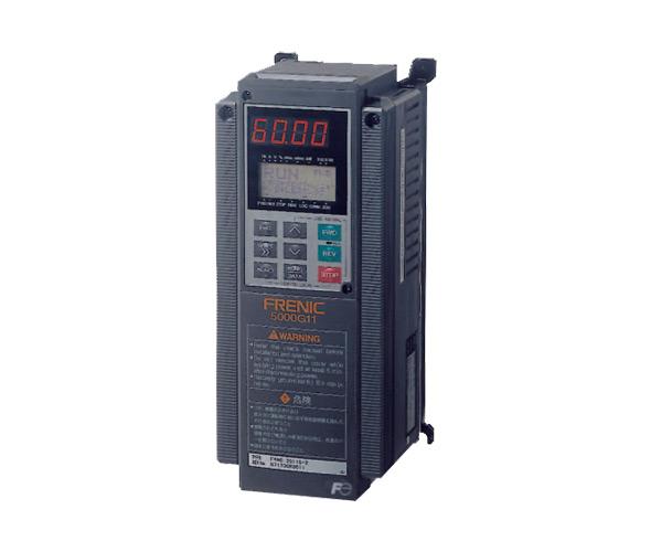 富士高性能变频器5000G11S
